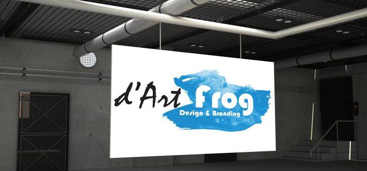 Elindul a d'Art Frog
